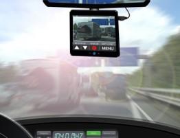 Straßenverkehr mit Kamera beobachten