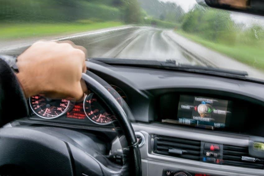 Kiffen und Autofahren